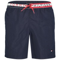 Picture of Tommy Hilfiger UB0UB00179 kids swimwear navy