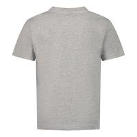 Afbeelding van Fendi BUI029 7AJ baby t-shirt grijs