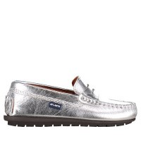 Picture of Atlanta MT031 kids shoes silver