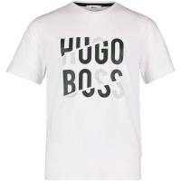 Afbeelding van Boss J25D03 kinder t-shirt wit
