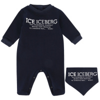 Afbeelding van Iceberg SETICE0300 boxpakje navy