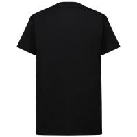 Afbeelding van Balmain 6P8641 kinder t-shirt zwart