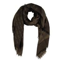 Afbeelding van Guess AW8290VIS03 dames sjaal bruin