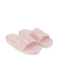 Afbeelding van Ralph Lauren RF103033 kinderslippers licht roze