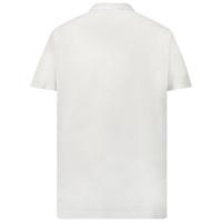 Afbeelding van Dsquared2 DQ0028 kinder t-shirt wit/rood