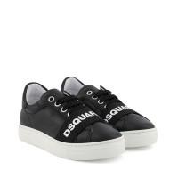 Afbeelding van Dsquared2 63524A kindersneakers zwart