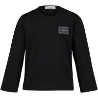 Afbeelding van Dolce & Gabbana L1JT7M G7OLK baby t-shirt zwart