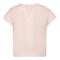 Afbeelding van Givenchy H05169 baby t-shirt licht roze