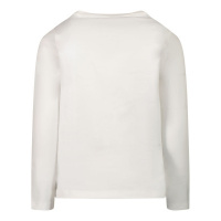 Afbeelding van Guess K1BI18 kinder t-shirt off white