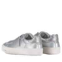 Picture of Liu Jo L1A4 20225 kids sneakers silver