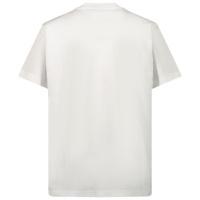 Afbeelding van Moncler 8C74600 kinder t-shirt wit