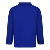Afbeelding van Boss J05881 baby polo cobalt blauw