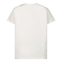 Afbeelding van Moschino MDM02U baby t-shirt wit