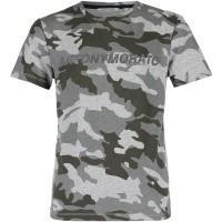 Afbeelding van Antony Morato MKKS00364 kinder t-shirt army