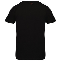 Afbeelding van Jacky Girls JG210907 kinder t-shirt zwart