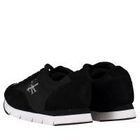 Afbeelding van Calvin Klein TABATA dames sneakers zwart