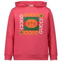Afbeelding van Gucci 611220 kindertrui roze