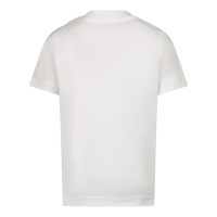 Afbeelding van Dsquared2 DQ0281 baby t-shirt wit