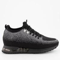 Afbeelding van Mallet TR1018 heren schoenen grijs/zwart