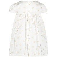 Picture of Mayoral 1804 baby dress white