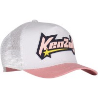 Picture of Kenzo KN90008 kids cap white