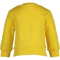 Picture of Dsquared2 DQ03G3 baby sweater yellow