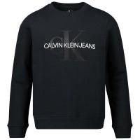 Afbeelding van Calvin Klein IG0IG00287 kindertrui zwart