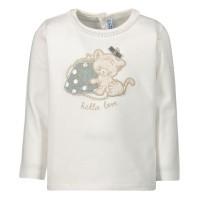 Afbeelding van Mayoral 2008 baby t-shirt zilver