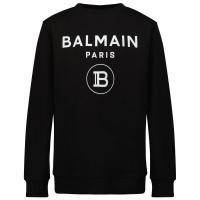 Afbeelding van Balmain 6M4760 kindertrui zwart