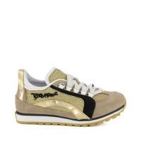 Afbeelding van Dsquared2 63511 kindersneakers goud
