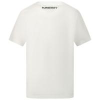 Afbeelding van Burberry 8037614 kinder t-shirt wit