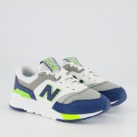 Picture of New Balance PR997 kids sneakers blue