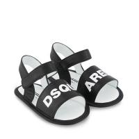 Afbeelding van Dsquared2 66951 baby sandalen zwart