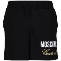 Afbeelding van Moschino HEP02O kinder shorts zwart