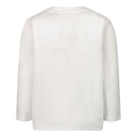 Afbeelding van Timberland T05K17 baby t-shirt wit