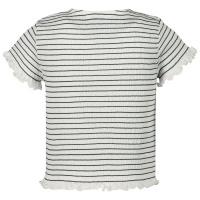 Afbeelding van Mayoral 3008 kinder t-shirt navy/wit