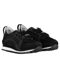 Afbeelding van Dsquared2 59683 kindersneakers zwart