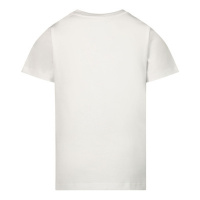 Afbeelding van Givenchy H05164 baby t-shirt wit