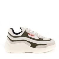 Afbeelding van CERO NINE K292 unisex sneakers wit