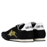 Afbeelding van Kenzo F005SN122F56 heren sneakers zwart