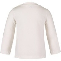 Picture of Moschino MJM01R baby shirt off white