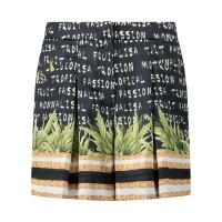 Afbeelding van MonnaLisa 415419 kinder shorts zwart