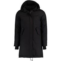 Afbeelding van Airforce HR82W0440 dames jas zwart