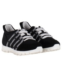 Picture of Dsquared2 59691 kids sneakers black