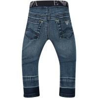 Afbeelding van Armani 3GHJ07 babybroekje jeans