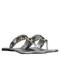 Afbeelding van Katy Perry KP0852 dames slippers zilver