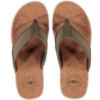 Afbeelding van Ugg 1099749 heren slippers army