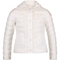 Picture of Moncler 4535999 kids jacket off white