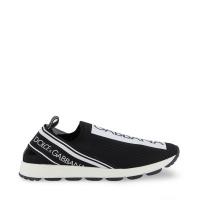 Afbeelding van Dolce & Gabbana DN0105 AH677 kindersneakers zwart