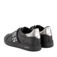 Afbeelding van Guess FL8CORLEA12 dames sneakers zwart